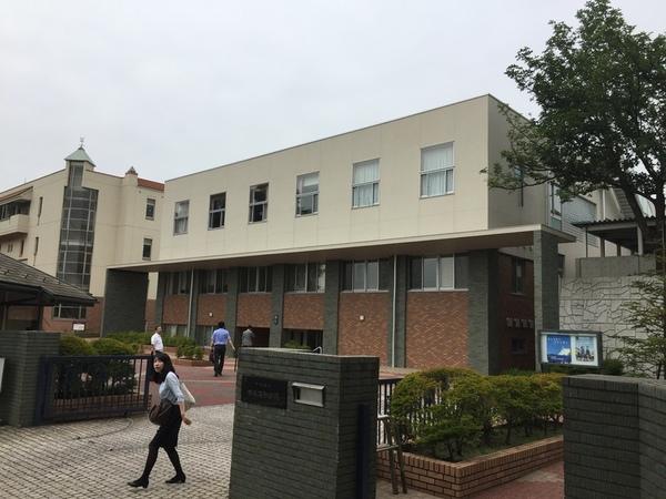 青山学院横浜英和中学高等学校サムネイル